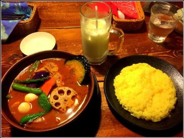 Ramai Soup Curry