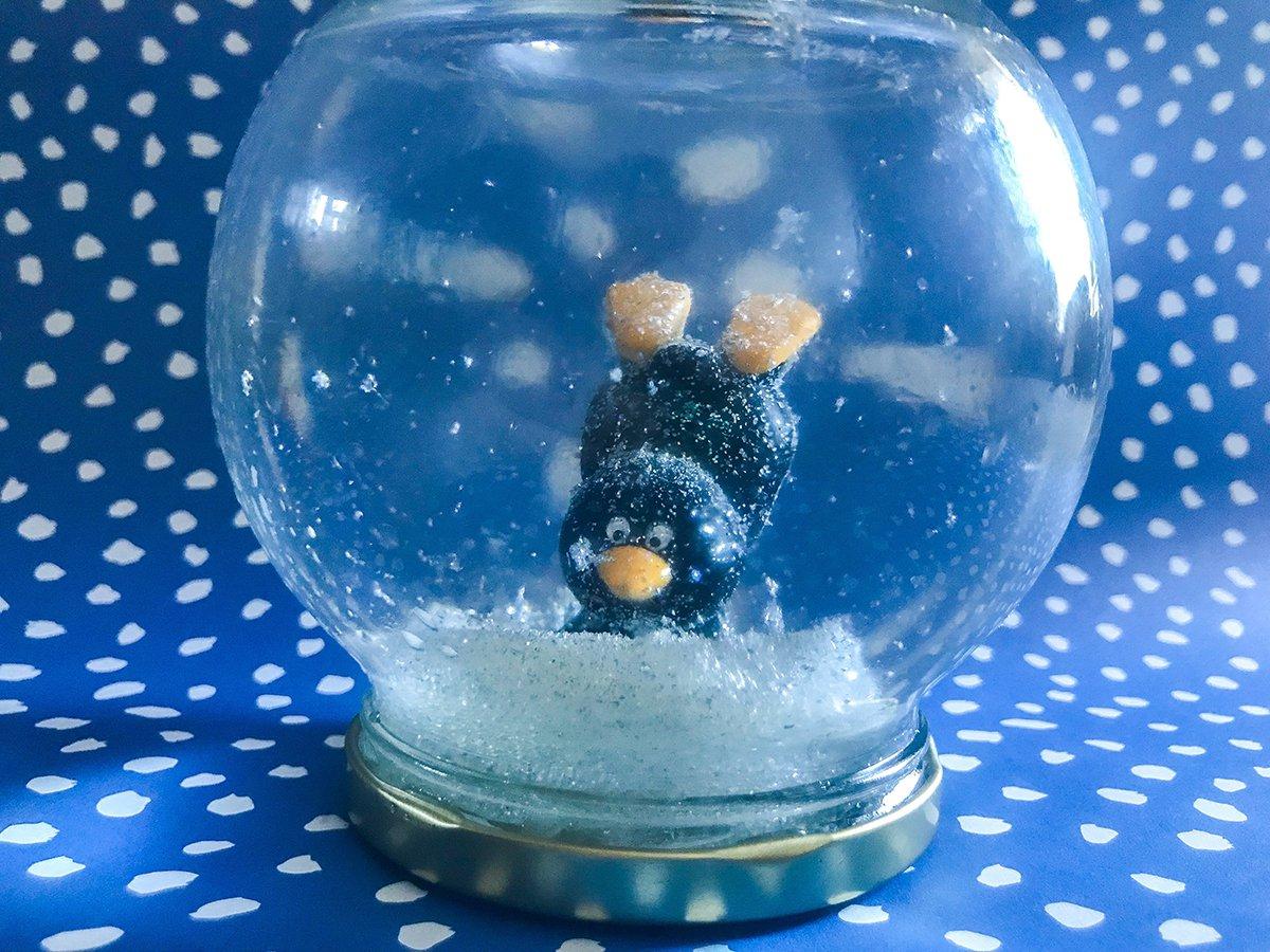 Diy Winter Snow Globes