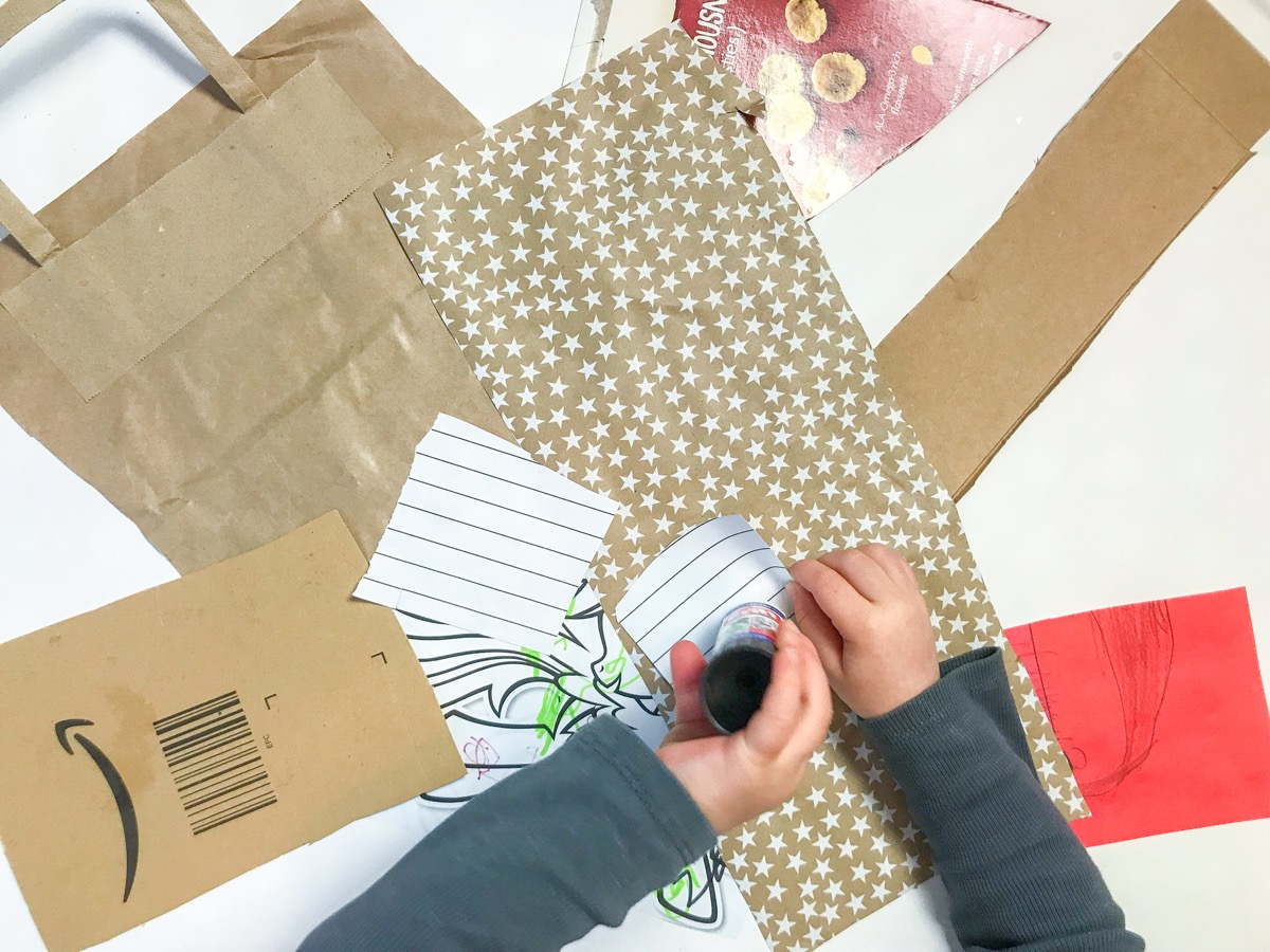 The Cubists And Collage Creating Your Own Recyclable