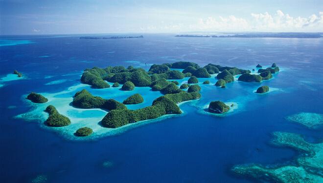 Самые маленькие страны мира. Тувалу.