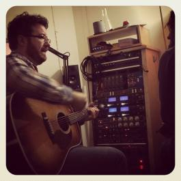 Re-writing 'Home' @ Moon Labs Studios