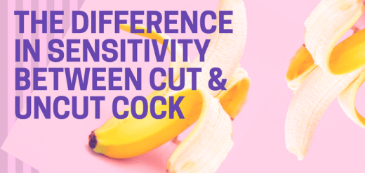 The real difference in sensitivity between circumcised and uncut penises 10