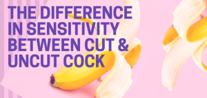 The real difference in sensitivity between circumcised and uncut penises 1