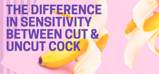 The real difference in sensitivity between circumcised and uncut penises 4