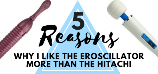 Eroscillator vs. Hitachi