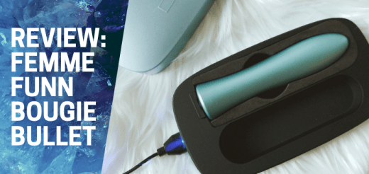 The FemmeFunn Bougie Bullet is an powerful mini-vibrator cast in aluminum
