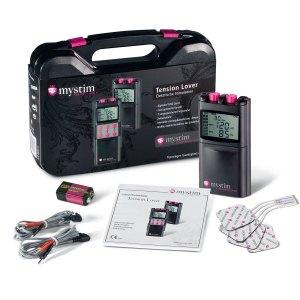 Image: MyStim Tension Lover electrostimulation unit kit thumbnail