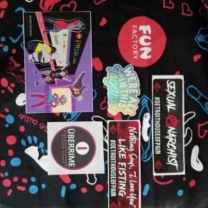Giveaway: We-Vibe Nova 2, Lush Iris, LuzArte Jollet, Hop Cottontail, Triple Motor Stimulator, & sticker pack! 5