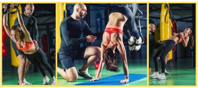 6 reasons to include suspension training in workouts. TRX Suspension training. Bodyweight Workout. Super Soldier Project.