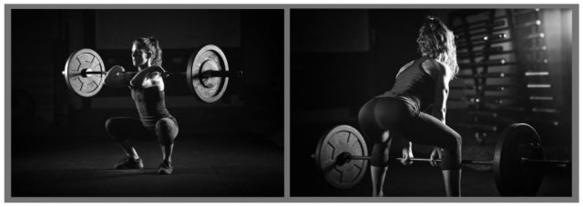 Front squat. Barbell exercises. Sumo Deadlifts. Compound Lifts. Resistance Training.