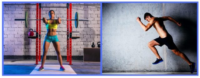 EPOC. Compound Resistance Training for agility and stability. Muscular Strength and Endurance. Super Soldier Project.