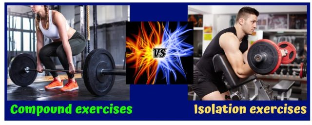 Compound Vs Isolation lifts. Resistance Training. Muscular Strength and Endurance. Super Soldier Project.