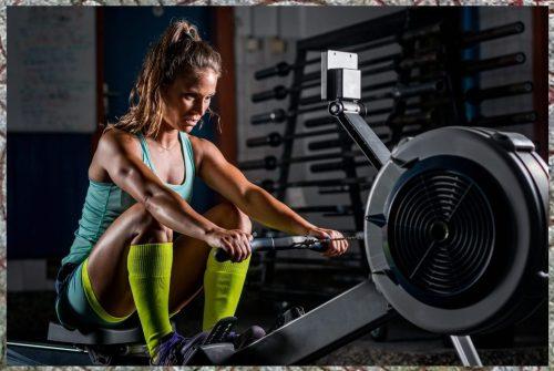 Rowing machine. Cardio Work. Shield-maiden Workout. Warrior Workouts. Super Soldier Project.