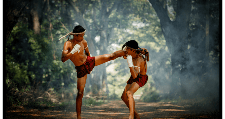 An Introduction to Muay Thai Boxing Training Part 1
