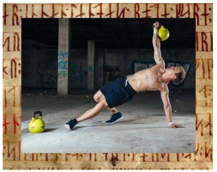 Turkish Get Ups. Halls of Valhalla Workout. Warrior Workouts. Super Soldier Project.