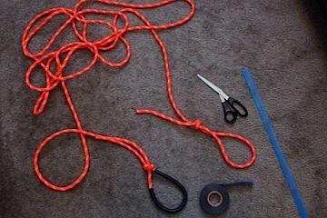 DIY suspension trainer. Train everyday. Suspension trainer.
