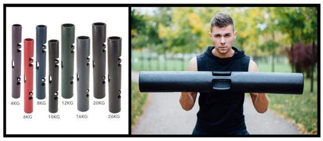 Vipr training. Functional training equipment.