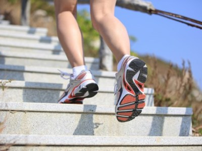 Stair climbing benefits. Train Anywhere. Functional Workout.