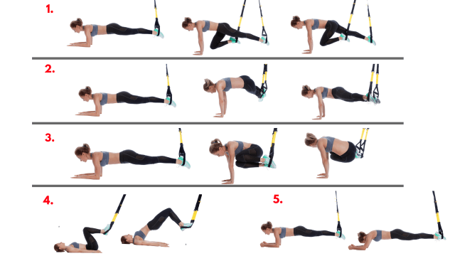 TRX workout for abs. Core workout. Abs. Abs workout. Lower Abs workout. Ab workout for men. Ab workout for women.