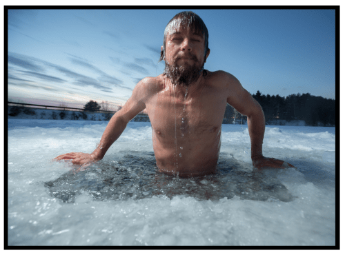 Hydrotherapy. The Iceman cometh. Cold water showers. Benefits of cold water bathing. Hydrotherapy. Lifestyle. Super Soldier Project.