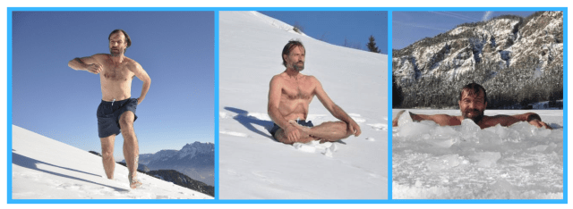 The Wim Hoff Method. The Iceman cometh. Cold water showers. Benefits of cold water bathing. Hydrotherapy. Lifestyle. Super Soldier Project.