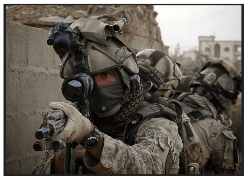 Spetsnaz. Russian Special Forces.