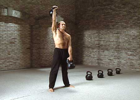 Pavel Tsatsouline. Dragons Door. RKC. Enter the Spetsnaz. Hardstyle Kettlebells.