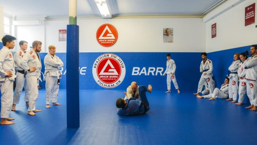 Brazilian Jiu Jitsu. Improved Grip Strength.