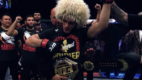 Khabib Nurmagomedov statistics. UFC. MMA. Combat Sambo. Pankration. Dagestan.