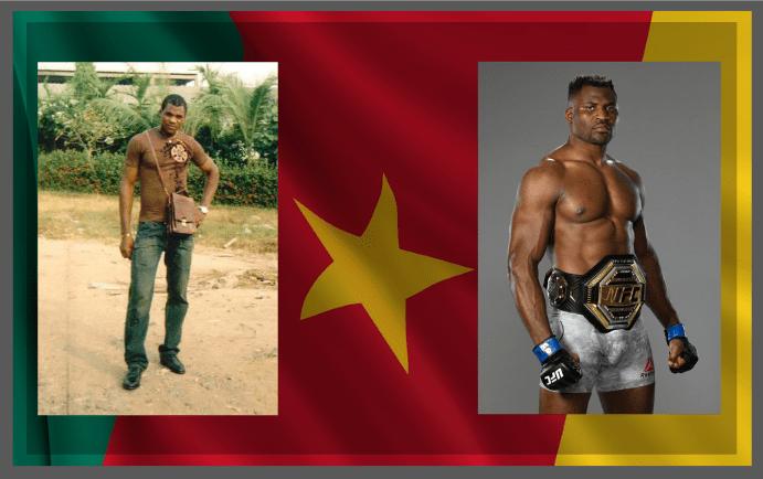 Francis Ngannou. MMA. UFC. UFC Heavyweight Champion. UFC 260. Cameroon. Predator. Mixed Martial Arts.