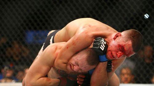 Nate Diaz. Brazilian Jiu Jitsu. UFC. MMA history. BJJ. Mixed Martial Arts.