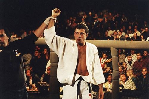 Royce Gracie. UFC. MMA history. BJJ. Mixed Martial Arts.