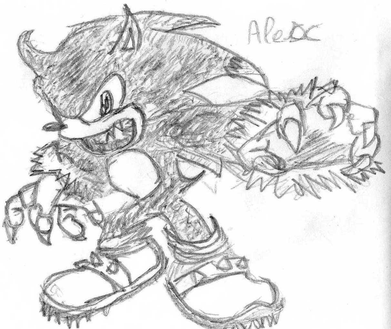 Sonic The Hedgehog Worksheet