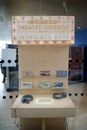 Theatre Jukebox by Stand + Stare