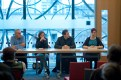 Writing West Midlands panel