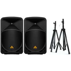 Behringer Speakers & Stands