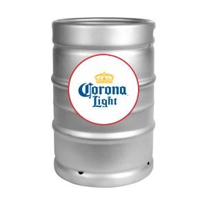 Corona Light 1/2 Keg