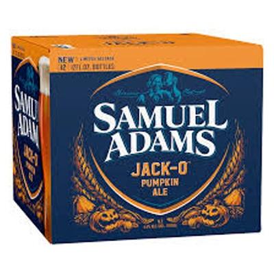 Sam Adams Jack-O