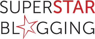 Supertar Blogging Logo
