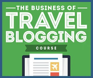 The Business of Travel Blogging online course