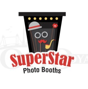 SuperStar Photo Booths Logo