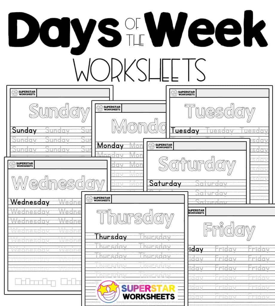 medium resolution of Calendar Worksheets - Superstar Worksheets