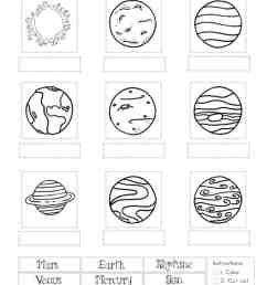 Solar System Worksheets - Superstar Worksheets [ 1024 x 791 Pixel ]