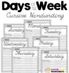 Cursive Worksheets - Superstar Worksheets [ 1024 x 920 Pixel ]