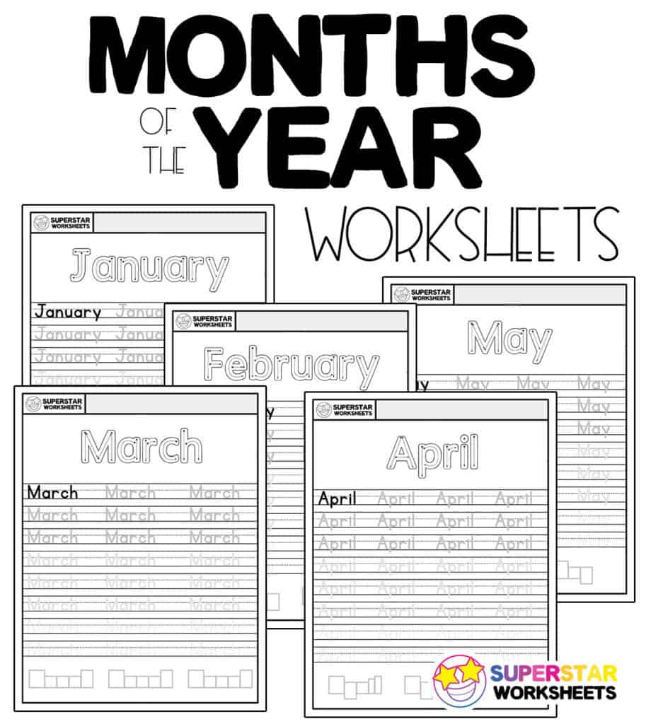 medium resolution of Calendar Worksheets - Superstar Worksheets
