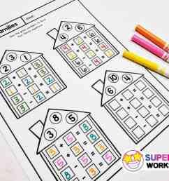 Fact Family Worksheets - Superstar Worksheets [ 768 x 1024 Pixel ]