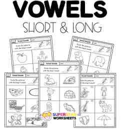 Vowel Sounds Worksheets - Superstar Worksheets [ 1028 x 924 Pixel ]