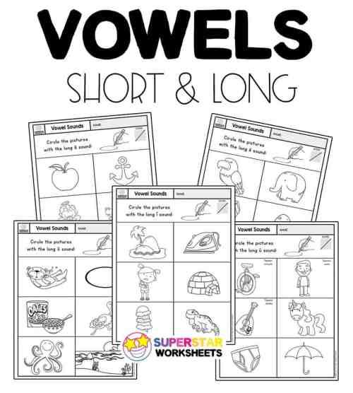 small resolution of Vowel Sounds Worksheets - Superstar Worksheets