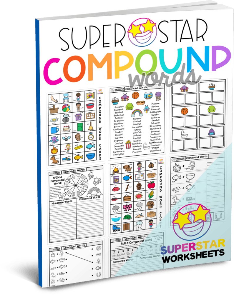 medium resolution of Compound Words Worksheet - Superstar Worksheets