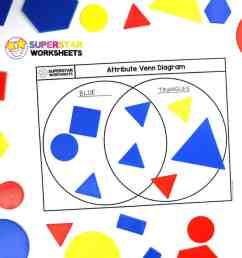 Shape Attributes Worksheets - Superstar Worksheets [ 858 x 1024 Pixel ]